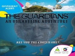 The Guardians - An Escape Game Adventure with Singapore Cable Car