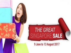Great Singapore Sale Staycation in Mandarin Orchard by Meritus