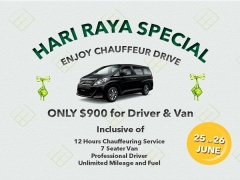 Hari Raya Special Promotion from Avis this June