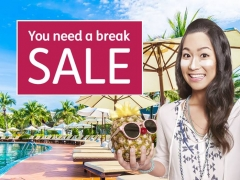 You Need a Break SALE in Jetstar with Fares from SGD36 Around Asia and Australia