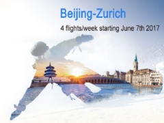 Fly to Zurich via Beijing with Air China from SGD995