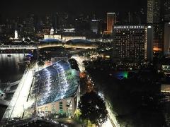 Singapore Grand Prix in Mandarin Oriental Singapore