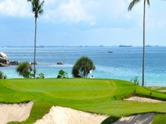 Spa and Golf on us During your Stay in Banyan Tree Bintan