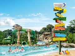 Enjoy Adventure Cove Waterpark at SGD28 with OCBC Card
