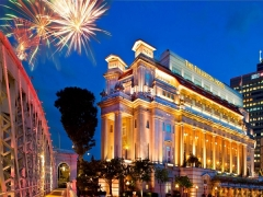 Singapore National Day Package with 20% Savings in The Fullerton Hotel Singapore