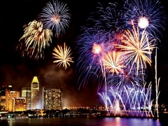 Celebrate with the Nation this Singapore National Day in The Ritz-Carlton Singapore