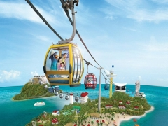 NTUC Cardmember | Get 30% Off Admission Ticket in Singapore Cable Car