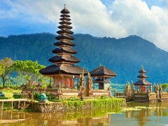 Fly to Bali with KLM Royal Dutch Airlines from SGD259