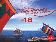 Fly to the Philippines with AirAsia from SGD18