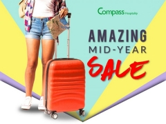Amazing Mid Year Sale in Compass Hospitality with Up to 45% Savings