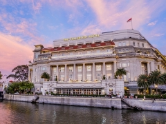 Advance Purchased Deal in The Fullerton Hotel Singapore with Up to 20% Savings