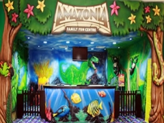 Enjoy 1-FOR-1 Child Admission Tickets in Amazonia Singapore with Maybank