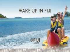 Wake Up in Fiji with NTUC Offer of 15% Off Flights on Fiji Airways