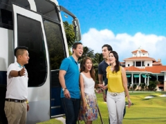NATAS Fair on One Faber Group & Sentosa Attractions Special Offer with HSBC