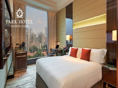 50% OFF Deluxe Room on your Stay in Park Hotel Farrer Park with NTUC Card