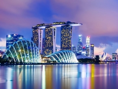 Enjoy a Singaporean Staycation in Singapore Marriott Tang Plaza Hotel