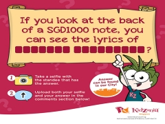 WIN Exciting Goodies this National Day from KidZania Singapore