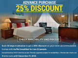 Advance Purchase Deal in Royale Chulan Damansara with 25% Off