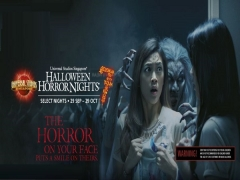 Buy 1 Get 1 FREE aRWSome Deals to Halloween Horror Nights 7 in Resorts World Sentosa