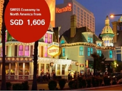 Fly to North America with SWISS Airlines from SGD1,598