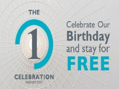 Celebrate your Birthday with FREE Stay in Modena by Fraser Bangkok