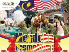 Celebrate Merdeka in Bukit Gambang Resort with the Family