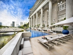 Enjoy Up to 10% Off Weekend Package at The Fullerton Hotel Singapore with PAssion Card