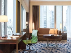 Work Smart in a Staycation at Hotel Jen Orchardgateway Singapore