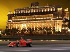 Enjoy the Singapore Grand Prix Season on your Stay in The Fullerton Hotel