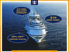 Special Offer is Up for Grabs in Royal Caribbean Cruises Roadshow!