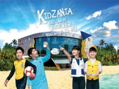 Get Exclusive Discounts Off KidZania Singapore Admission Tickets for you and your Little Ones with Maybank Cards!