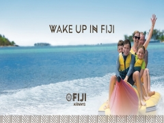 Wake Up in Fiji with NTUC Offer at 10% Off Flights on Fiji Airways