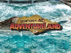 Enjoy 20% Off One-Day Sentosa 4D Adventure Land with MasterCard