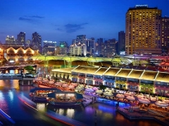 Discover Your Singapore with Holiday Stay in Novotel Singapore Clarke Quay
