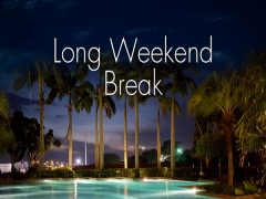 Long Weekend Break Staycation in Hotel Equatorial Melaka