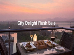 City Delight Flash Sale in Hotel Jen with 20% Off Best Available Rate