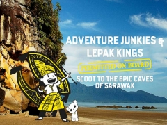 Fly to Kuching from SGD38 and Discover more of Malaysia with Scoot