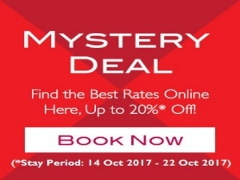 Mystery Deal in Royal Plaza on Scotts with Up to 20% Off Best Rates Online