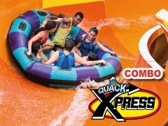 Quacktastic Tuesday + Quack Xpress COMBO in Sunway Lagoon