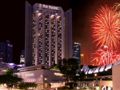 National Day Fireworks Package in Pan Pacific Singapore