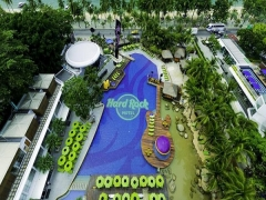 5% Off Room Package in Hard Rock Hotel Pattaya with OCBC Card