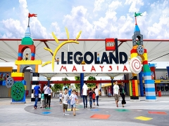 30% OFF Admission Tickets to Legoland Malaysia with NTUC Card