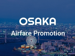 Osaka Airfare Promotion