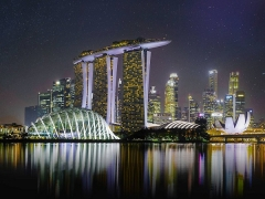Marina Bay Sands Getaway with SGD40 Savings per Night