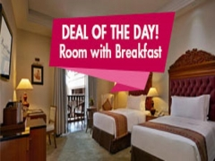 Deal of the Day | Room with Breakfast in The Royale Chulan Kuala Lumpur