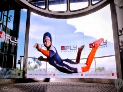 15% off Adventure Package for myAudiWorld Cardholders in iFly Singapore