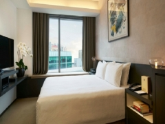 21 Days Advance Purchase with Up to 15% Savings in Pan Pacific Serviced Suites Orchard