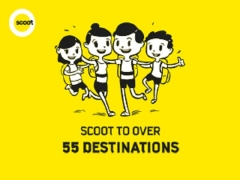 Enjoy 20% Off Flights with Scoot and OCBC Card