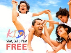 Kids Stay Play Eat FREE, Parent Stay HAPPY in A'Famosa Resort