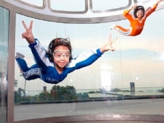 10% off First Timer Challenge Package (U.P. $119) in iFly Singapore with PAssion Card